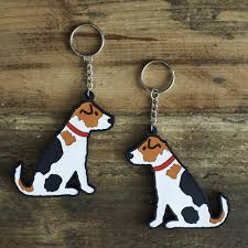 jack russell dog christmas tree decoration 7 95 mischievous