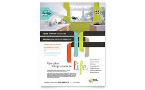 home inspection u0026 inspector tri fold brochure template design
