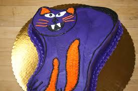 halloween cat cake deposit mrs mack u0027s bakery