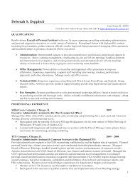 Resume Sample Executive Assistant To Ceo by Resume Sample Executive Assistant To Ceo Augustais