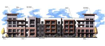 Multifamily Building Plans Plano P U0026z Approves Zoning Concept Plan For Hi End Multifamily