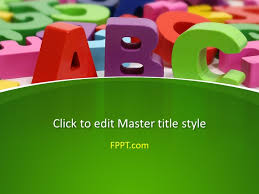 Free Education Powerpoint Presentation Templates Educational Powerpoint Themes