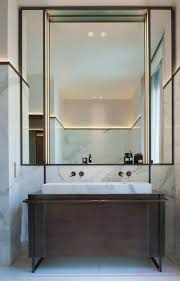 framed bathroom mirrors brushed nickel bathroom design marvelous awesomebrushed nickel bathroom mirror