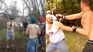put down the guns pick up the gloves backyard beefs end with