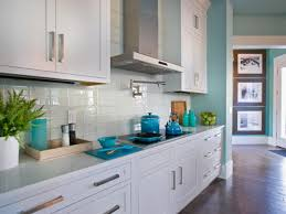 Backsplash For Small Kitchen Simple Kitchen Backsplash Silver Glass Tile In Design Ideas