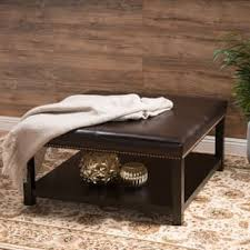 Ottoman Tables Ottomans Storage Ottomans For Less Overstock