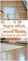 How To Finish Hardwood Floors Yourself - professional floor refinisher breaks down step by step how to
