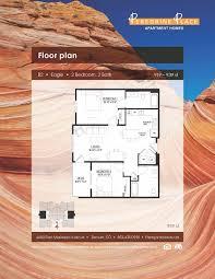 2 Bed 2 Bath Floor Plans Floor Plans Peregrine Place Apartments Denver Co