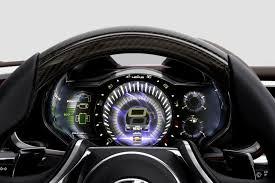 car picker red lexus lflc car dashboard ui collection u2013 denys nevozhai u2013 medium