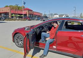 Tesla Charging Stations Map Supercharge That Tesla And Pick Up A Dog Sheetz Makes Room