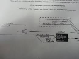alba racing belt temp gauge page 6