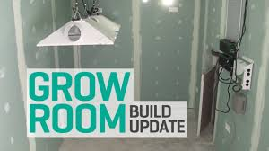 how to build an indoor garden u2014grow room construction update 2