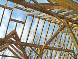 Timber Dormer Construction New England Barn Custom Barns