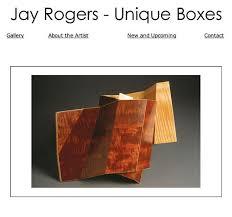unique boxes rogers boxes sculpture boxes