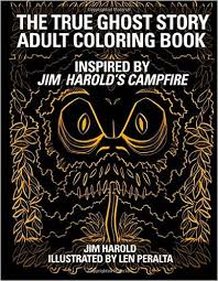 true ghost story coloring book review coloring 101