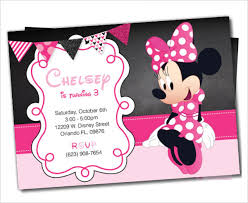minnie mouse invitations awesome minnie mouse invitation template 27 free psd vector