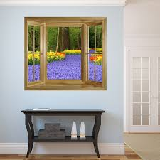 activities for elderly people with dementia and alzheimer s picture of through the window wall mural spring