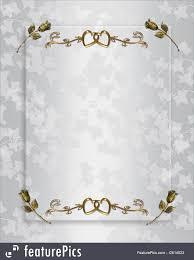 Invitation Card Background Illustration Of Wedding Invitation Elegant Satin