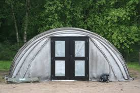 Tent Building Inflatable Concrete Building That Can Be Built In One Day