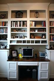 best bookcases and built in desks images on office ideas computer
