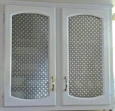 metal cabinet door inserts perforated metal cabinet doors decorative metal cabinet door insert