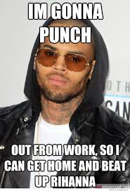 Misunderstood Girlfriend Meme - not misunderstood chris brown weknowmemes