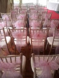 Pink Chair Covers Simply Baby Pink Sashes Dressed By Simply Bows And Chair Covers