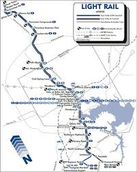 baltimore light rail map map of baltimore light rail bnhspine com