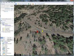Google Location History Map Using Google Earth To Find The Name Of A Mountain And How To Get
