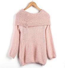 shoulder sweater ebay