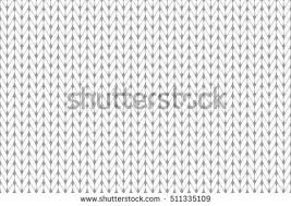 knit pattern wool seamless background vector stock vector