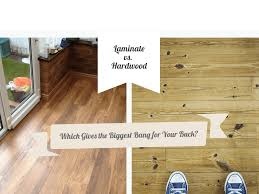 How To Repair Warped Laminate Flooring Hardwood Floor Vs Laminate Which Flooring Gives The Biggest Bang