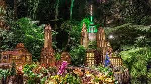 Botanic Garden New York New York Botanical Garden S Show Returns For 26th