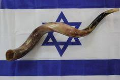 shofar from israel yemenite decorated shofar turquoise and gold things i wanna