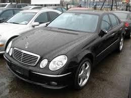 2002 mercedes e class mercedes e class for sale