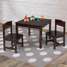 aspen table u0026 2 chair set espresso