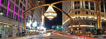 Giant Chandelier Cleveland Is Home To The World U0027s Largest Outdoor Chandelier