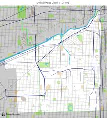 12th ward chicago map map of building projects properties and businesses in district 9