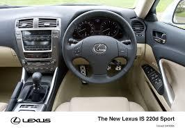 lexus is 220d in ireland is archive lexus uk media site