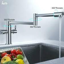 upscale kitchen faucets best luxury kitchen faucets hm kitchen sink faucet stretch folding