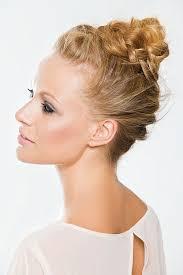 Hochsteckfrisurenen Selber Machen Mittellang by Hochsteckfrisuren Selber Machen Für Alle Haarlängen