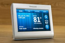black friday wifi thermostat honeywell wi fi smart thermostat review call it the anti nest