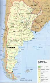 Buenos Aires Map Argentina Tourist Map Argentina U2022 Mappery