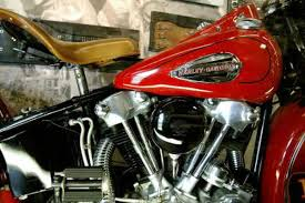 original colors used on harley davidsons in the 1950s it still
