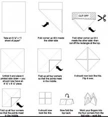 how to make an origami best 25 paper fortune teller ideas on