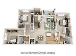 floor plans with 1 2 or 3 bedrooms peakview at t bone ranch