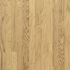 shop bruce locking hardwood 3 in w prefinished oak locking