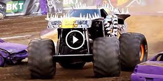 monster truck videos for monster trucks going on a hell ride action the monster jam