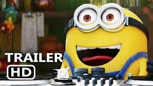 despicable 3 movie trailer minions 2017