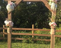 wedding arches singapore wooden wedding arch etsy